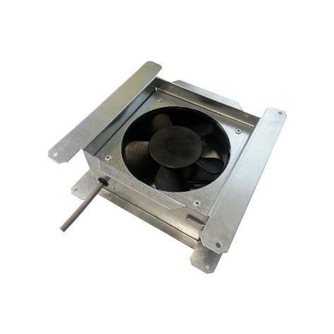 bouche d extraction vmc cuisine grille motorisée 120 m3 h de récupération de chaleur cheminée