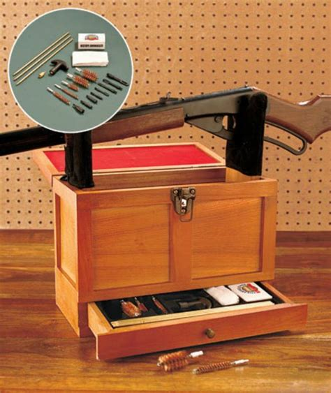wooden rifle case plans woodworking projects plans