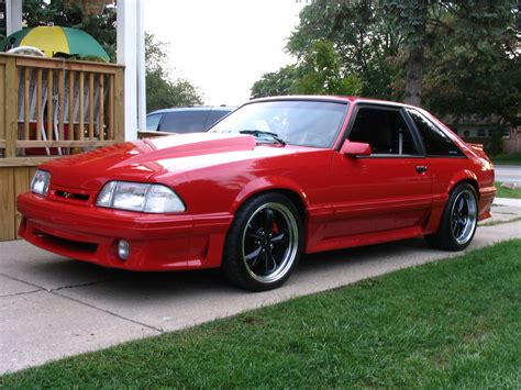 1988 Ford Mustang - Overview - CarGurus