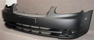 Removing Front Bumper Cover On A 2003 Hyundai Sonata