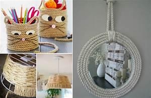 15 objets design a base de cordes des idees With good salle de jeux maison 14 50 euros pour un objet design