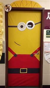Minion Classroom Door on Pinterest