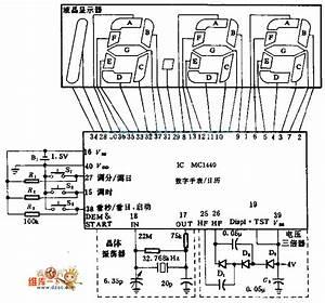 15v lcd circuit diagram With led circuit pdf
