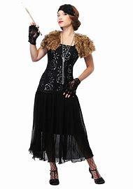 a765b1aa149 Charleston Flapper Costume in Women s Plus Size 1X 2X 3X 4X