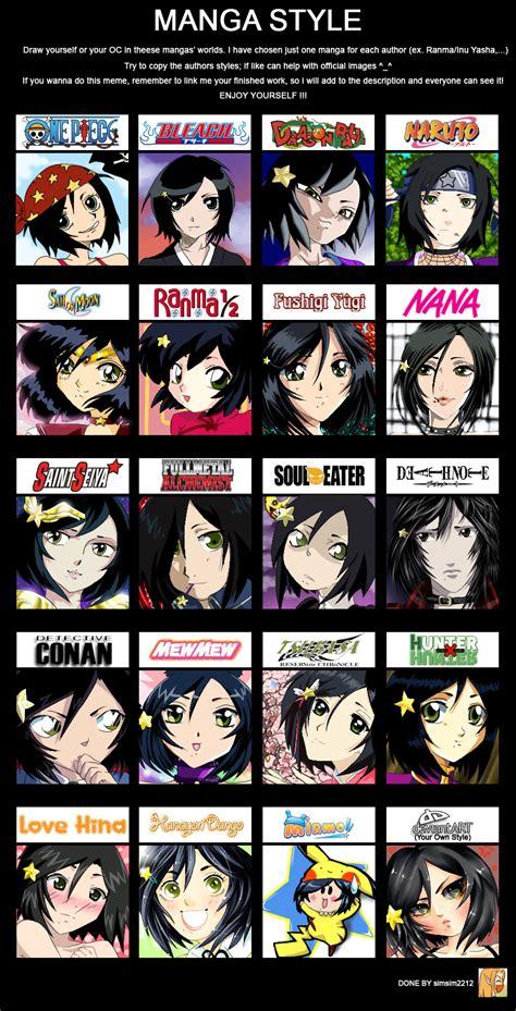 manga style meme by miharuruu on deviantart