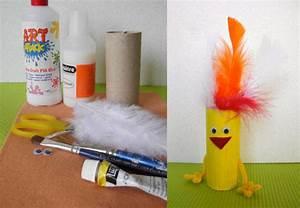 Bricolage A Faire Avec Des Petit : bricolage le poussin rock 39 n roll 7 ~ Melissatoandfro.com Idées de Décoration