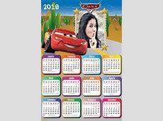 Montagem de fotos Calendário Calendário 2018 McQueen