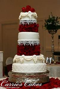 Indian Weddings Inspirations Red Wedding Cake Repinned