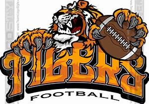 Tiger Football Clipart – 101 Clip Art