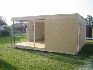 Container Als Gartenhaus : microhouse das minihaus projekt ~ Sanjose-hotels-ca.com Haus und Dekorationen