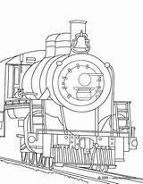 Steam Coloring Engine Train Pages Locomotive Drawing Print Printable Getdrawings Engines Hellokids Getcolorings sketch template