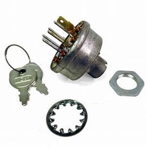 Toro  Wheelhorse 103991 Ignition Switch  Switches  Keys