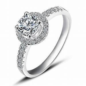 white gold engagement rings cheap white gold With cheap wedding rings white gold