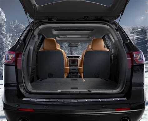 2017 Chevrolet Traverse Trunk & Cargo Area