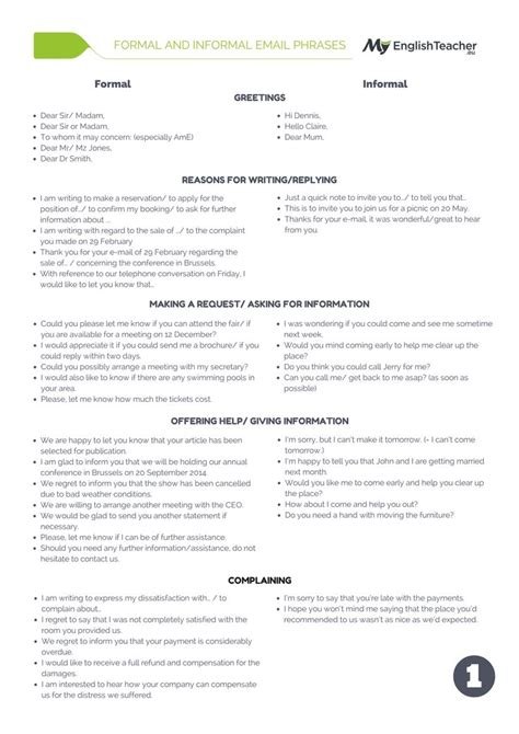 formal business letter ideas  pinterest