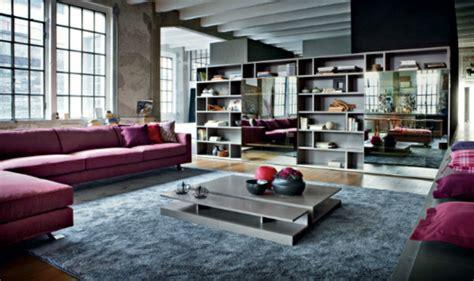 wohnzimmer industrial living room dusseldorf by wohnzimmer design ideen novamobili