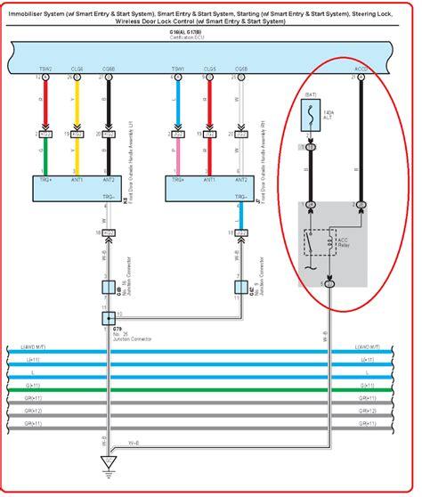 Revo Wiring Diagram by Toyota Hilux Revo Wiring Engine Hilux Revo 4wd
