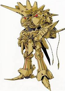 The Patraqushie Mirage a.k.a knight Of Gold 2 from Mamoru ...