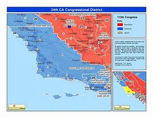 California 24th Congressional District - Salud Carbajal (D ...