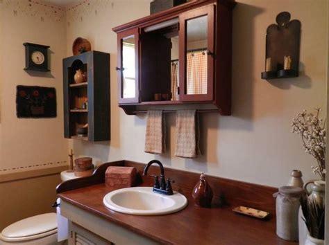 primitive country bathroom ideas 72 best primitive bathrooms images on bathroom