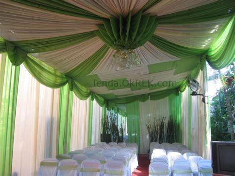 jasa dekorasi pengantin  rumah tenda  rek