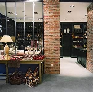 magasin flamant verriere briques cote maison pinterest With boutique deco cuisine