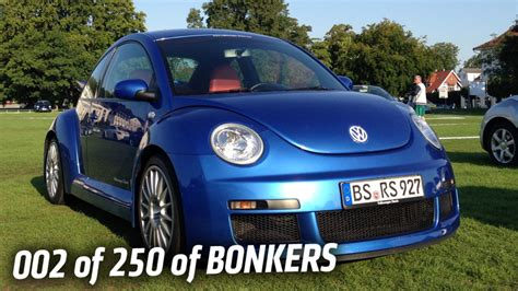 We Drove The 2001 Vw Beetle Rsi