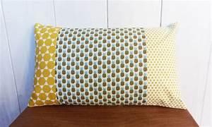 Coussin Vert Menthe : housse de coussin 50 x 30 cm tissus motifs ananas vert menthe et dos pois mint textiles et ~ Teatrodelosmanantiales.com Idées de Décoration