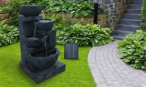 Solar Led Lights Australia Solar Powered Fountain Groupon