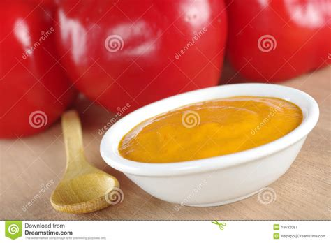rocoto sauce peruvian hot sauce made of rocoto royalty free stock photography image 18632087
