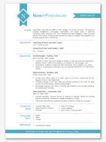 eye catching resumes template modern microsoft word resume template nancy by inkpower on etsy