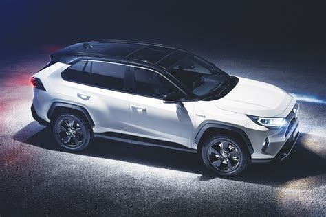 toyota rav revealed pictures auto express