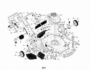 Craftsman Lawn Mower Parts