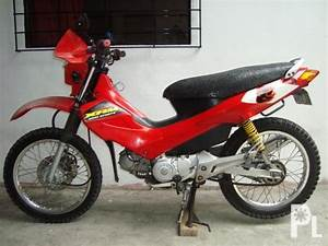 Honda Xrm 110 Dual Sport Model 2004   Mabalacat For Sale