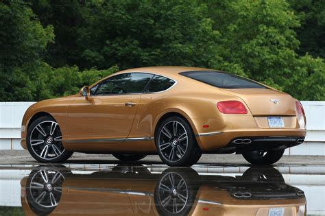 2018 Bentley Continental Gt V8 Review Photo Gallery