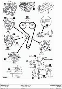 I U0026 39 Ve Aquired A 1 25 Zetec Fiesta Engine In Bits I U0026 39 Ve Put It Together But Now Need To Find Out
