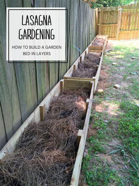 Small Apartment Kitchen Decorating Ideas - lasagna gardening layering a raised garden bed decor10 blog