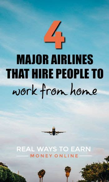 american airlines work from home four major airlines that hire people to work from home