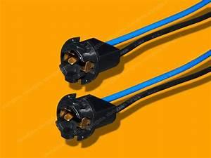 T10  W5w  194  168  T15 Led Bulb Socket Harness Plugs