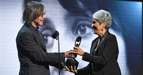 jackson brownes joan baez rock hall induction