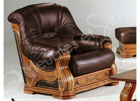 housse canape cuir fauteuil salon bois massif