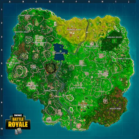 fortnite  map concept fortnitebr