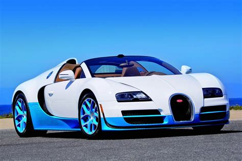 Bugattis Top Speed by 2012 Bugatti Veyron 16 4 Grand Sport Vitesse Bianco And