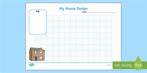 house design worksheet teacher