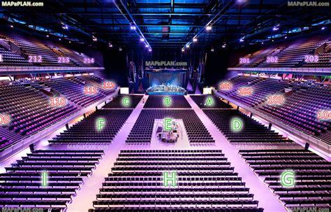 amsterdam ziggo dome arena view  block  row
