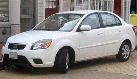 Kia Lx 2010 by 2010 Kia Lx Sedan 1 6l Auto