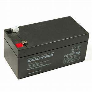Batterie 12v 4ah : idealpower ela 12v 3 4ah sealed lead acid battery idealpower 12v 3 4ah sealed lead acid ~ Medecine-chirurgie-esthetiques.com Avis de Voitures