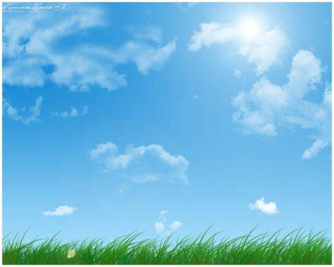 background biru langit keren koleksi gambar hd