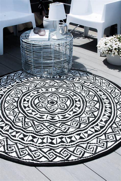 outdoor teppich rund outdoor teppich rund 150 cm house of ideas orientalische dekorationsartikel und wohnaccessoires
