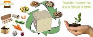 Compost En Appartement : la bo te terre pour composter sans jardin ni balcon ~ Melissatoandfro.com Idées de Décoration